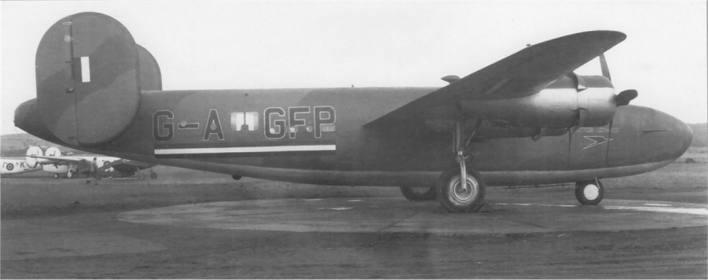 UK2 FL917 Consolidated LiberatorBMkIII ex US 41-11727 B-24D to G-AGFP.jpg