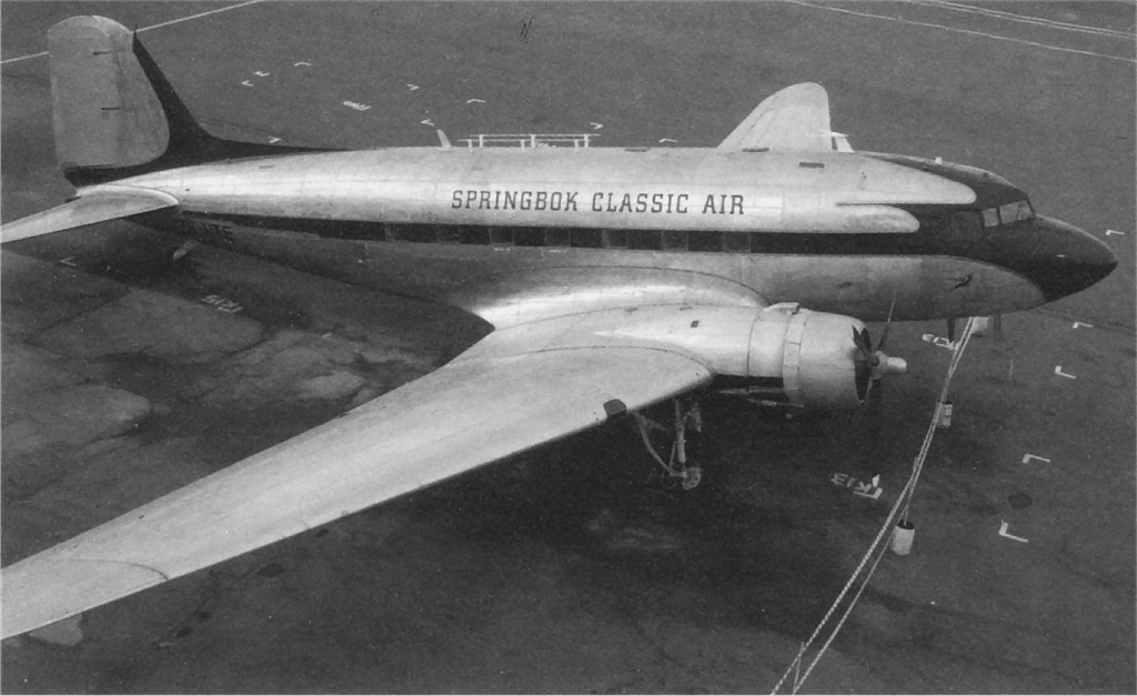 US 1942-092157 C-47A to UK FL565 Douglas DakotaMkIII to ZS-NTE ArthurStevensPhoto.jpg